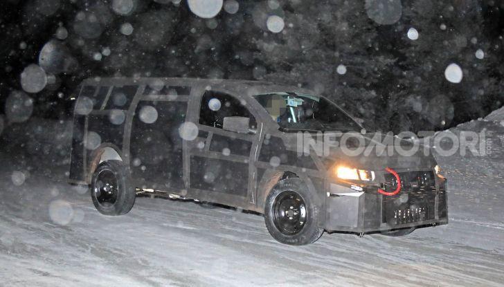 Nuovo pick-up Fiat, mix tra Mobi e Toro - Foto 9 di 11