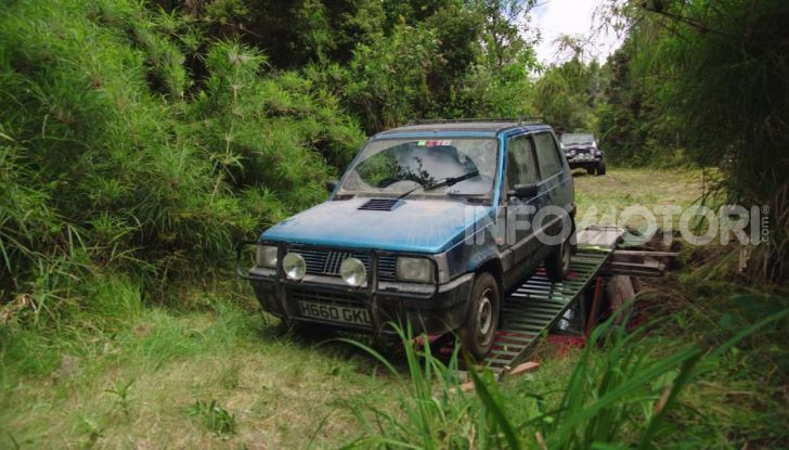 Una Panda 4×4 Sisley regina del Grand Tour di Amazon - Foto 4 di 18