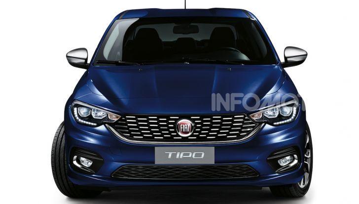 Fiat Tipo: nel 2021 arriva la versione Cross - Foto 10 di 18