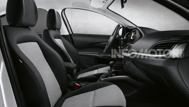 Fiat Tipo: nel 2021 arriva la versione Cross - Foto 15 di 18
