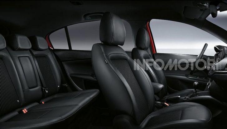 Fiat Tipo: nel 2021 arriva la versione Cross - Foto 18 di 18