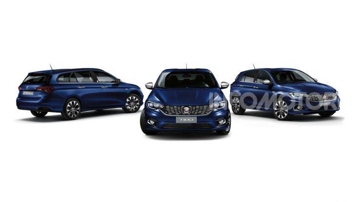 Fiat Tipo: nel 2021 arriva la versione Cross - Foto 2 di 18