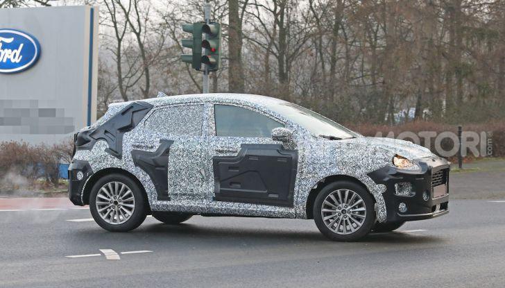 Il nuovo SUV di Ford su base Fiesta per il 2020 - Foto 9 di 16