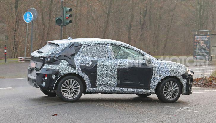 Il nuovo SUV di Ford su base Fiesta per il 2020 - Foto 11 di 16
