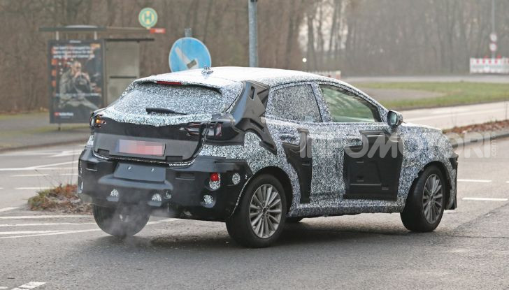 Il nuovo SUV di Ford su base Fiesta per il 2020 - Foto 13 di 16