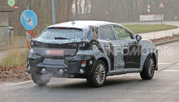 Il nuovo SUV di Ford su base Fiesta per il 2020 - Foto 14 di 16