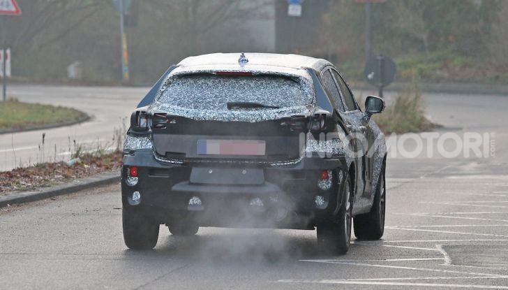 Il nuovo SUV di Ford su base Fiesta per il 2020 - Foto 16 di 16