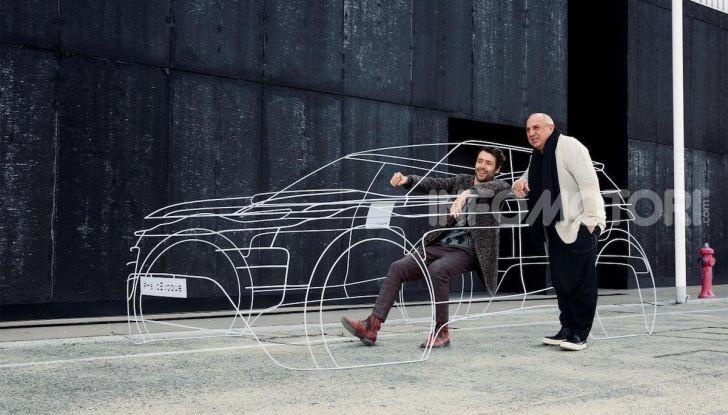 Nuova Range Rover Evoque 2019: Live for the City! - Foto 2 di 6