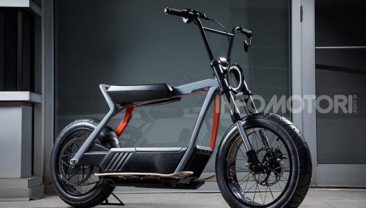 Harley-Davidson: la rivoluzione elettrica è iniziata da LiveWire - Foto 2 di 2