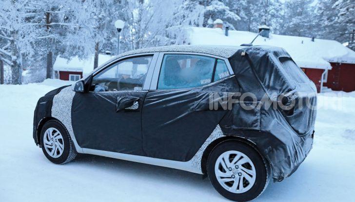Hyundai i10, dettagli della nuova generazione - Foto 11 di 28
