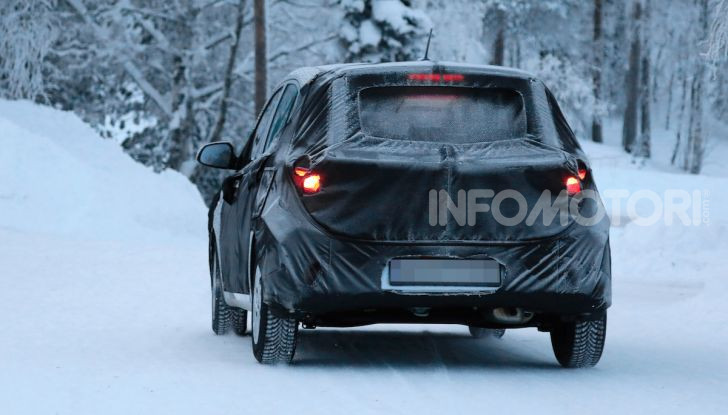 Hyundai i10, dettagli della nuova generazione - Foto 14 di 28