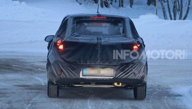 Hyundai i10, dettagli della nuova generazione - Foto 15 di 28