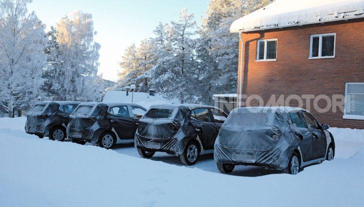 Hyundai i10, dettagli della nuova generazione - Foto 4 di 28