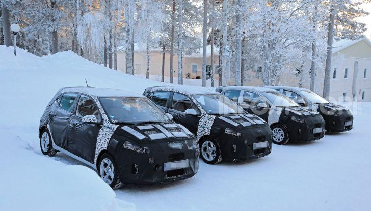 Hyundai i10, dettagli della nuova generazione - Foto 19 di 28