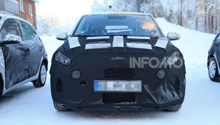 Hyundai i10, dettagli della nuova generazione - Foto 20 di 28