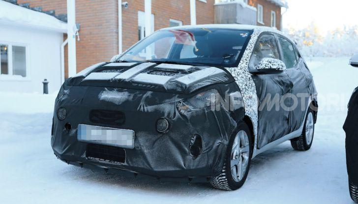 Hyundai i10, dettagli della nuova generazione - Foto 22 di 28