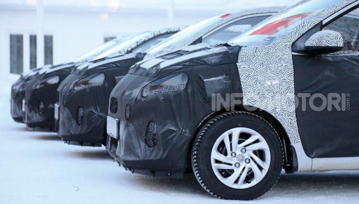 Hyundai i10, dettagli della nuova generazione - Foto 24 di 28