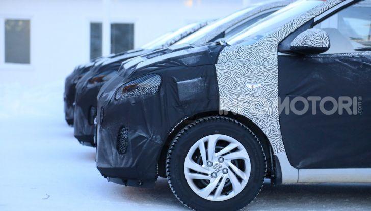 Hyundai i10, dettagli della nuova generazione - Foto 25 di 28