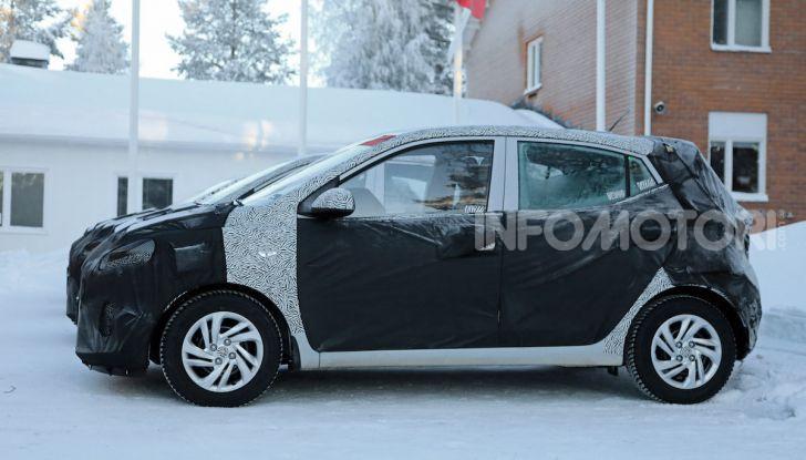 Hyundai i10, dettagli della nuova generazione - Foto 26 di 28