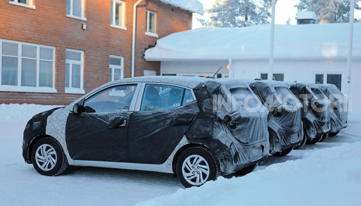 Hyundai i10, dettagli della nuova generazione - Foto 27 di 28