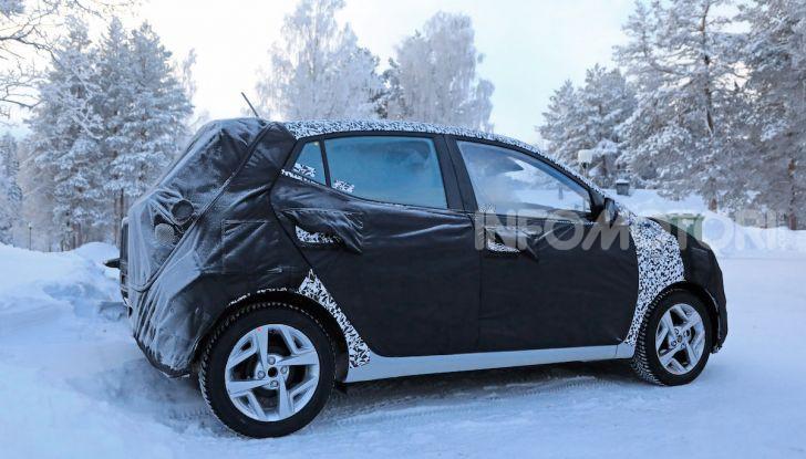 Hyundai i10, dettagli della nuova generazione - Foto 8 di 28