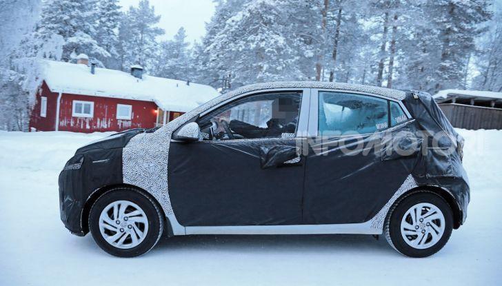 Hyundai i10, dettagli della nuova generazione - Foto 3 di 28