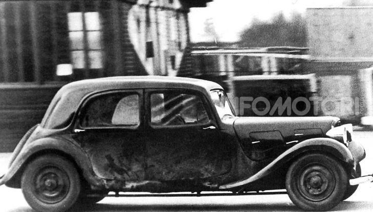 I primi prototipi di Citroën: dalla PV alla Traction Avant - Foto 1 di 5