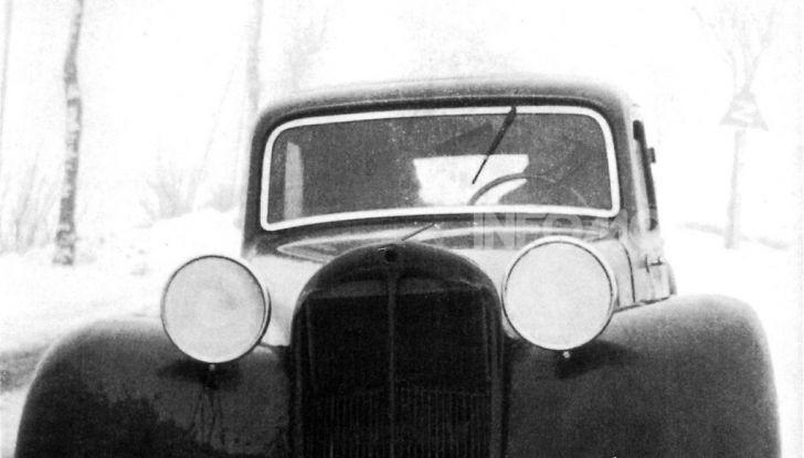 I primi prototipi di Citroën: dalla PV alla Traction Avant - Foto 2 di 5