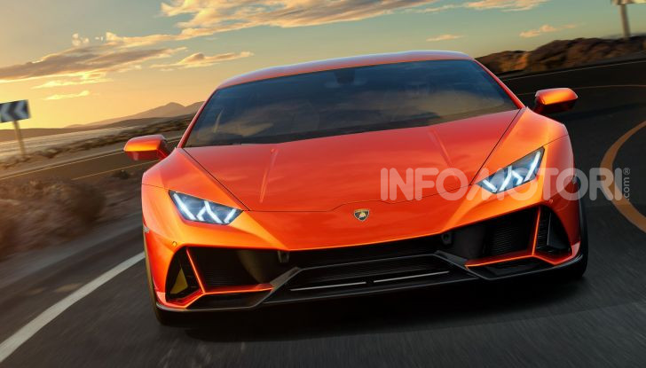 Lamborghini Huracán Evo - Foto 11 di 16