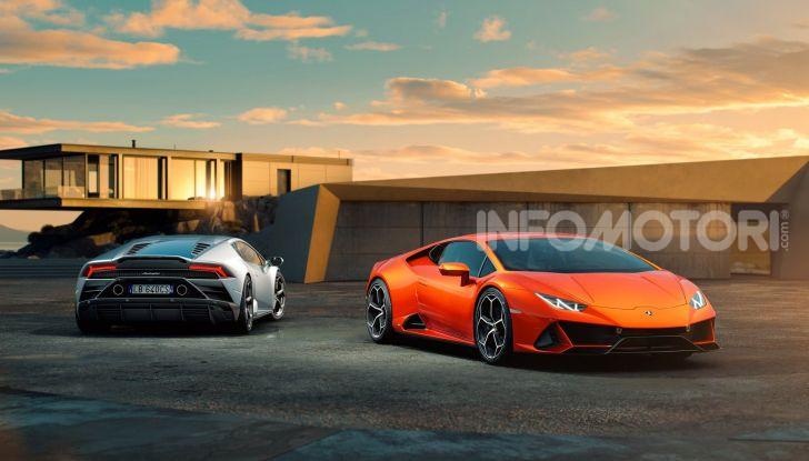 Lamborghini Huracán Evo - Foto 14 di 16