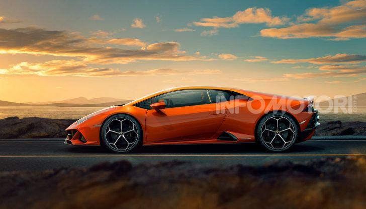 Lamborghini Huracán Evo - Foto 2 di 16