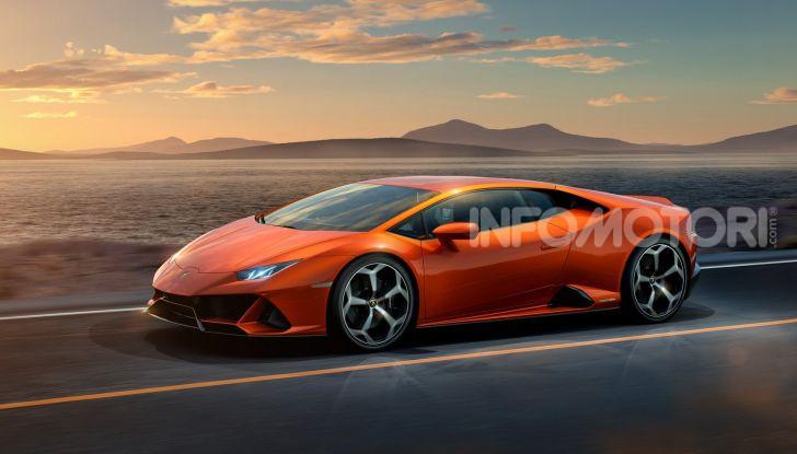Lamborghini Huracán Evo - Foto 1 di 16