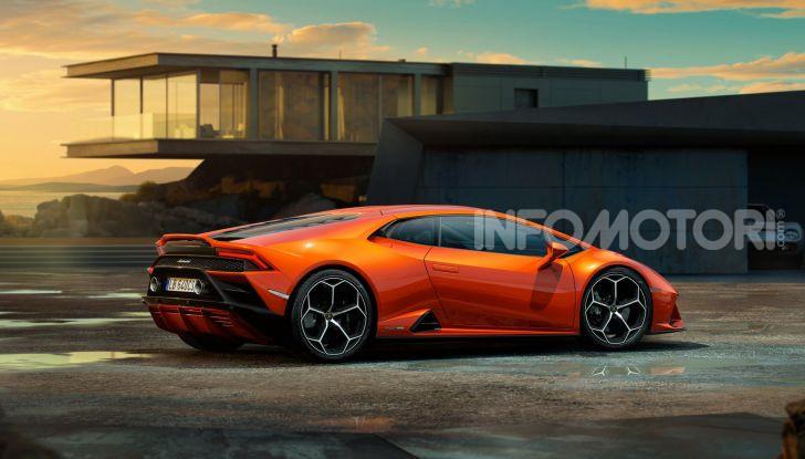Lamborghini Huracán Evo - Foto 3 di 16