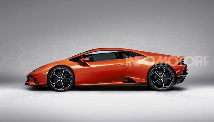 Lamborghini Huracán Evo - Foto 9 di 16
