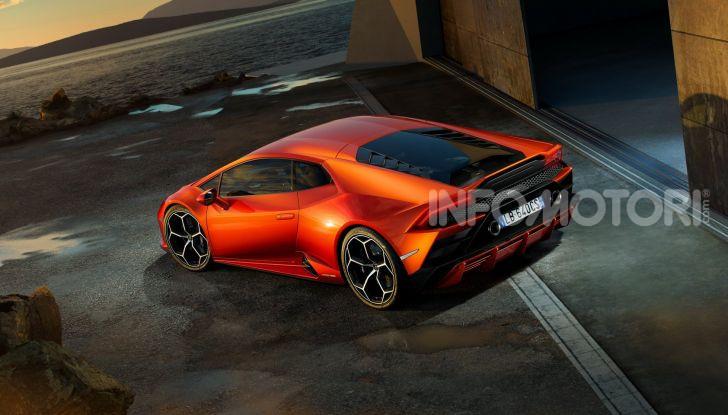 Lamborghini Huracán Evo - Foto 7 di 16