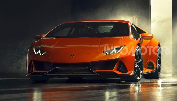 Lamborghini Huracán Evo - Foto 6 di 16