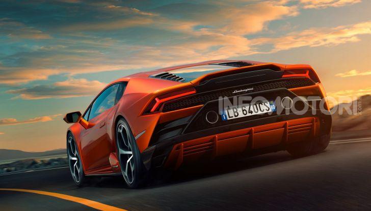 Lamborghini Huracán Evo - Foto 5 di 16