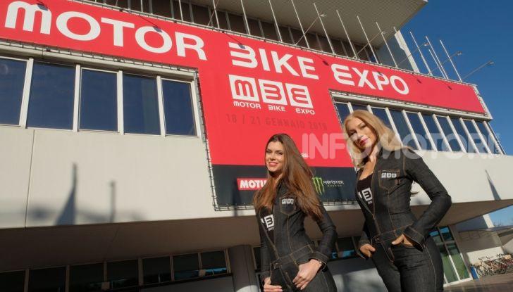 Motor Bike Expo 2019: quattro giorni a Verona per riunire i motociclisti - Foto 5 di 37