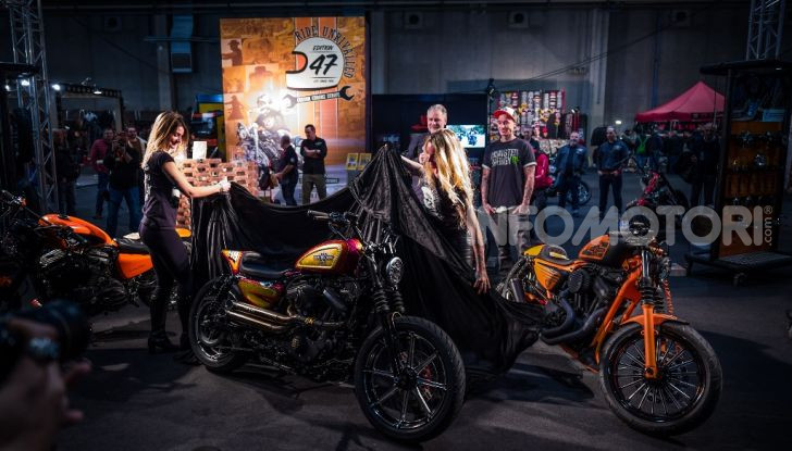 Motor Bike Expo 2019: quattro giorni a Verona per riunire i motociclisti - Foto 13 di 37