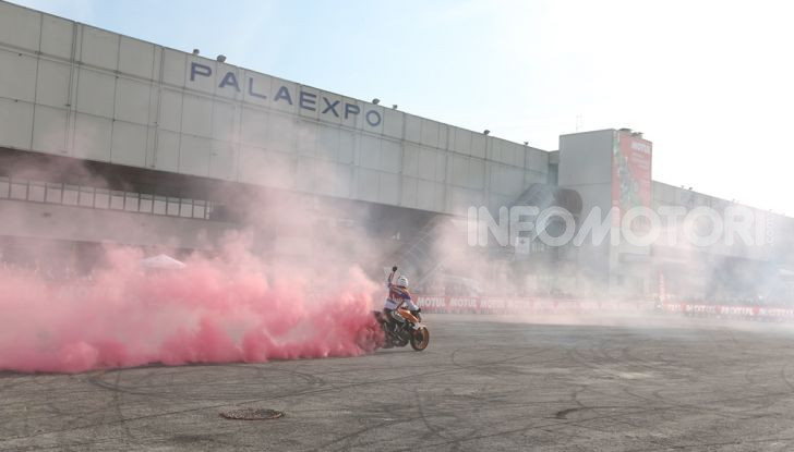 Motor Bike Expo 2019: quattro giorni a Verona per riunire i motociclisti - Foto 14 di 37