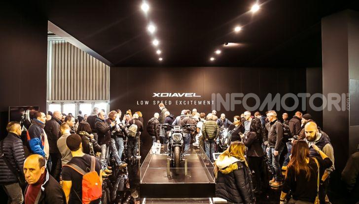 Motor Bike Expo 2019: quattro giorni a Verona per riunire i motociclisti - Foto 21 di 37