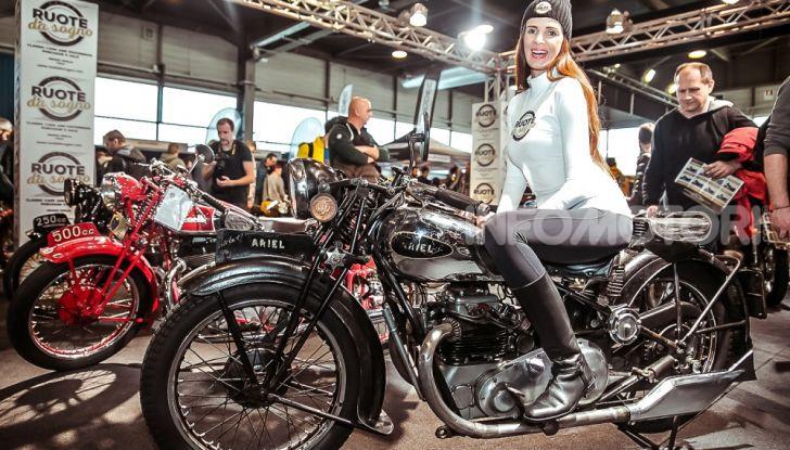 Motor Bike Expo 2019: quattro giorni a Verona per riunire i motociclisti - Foto 23 di 37