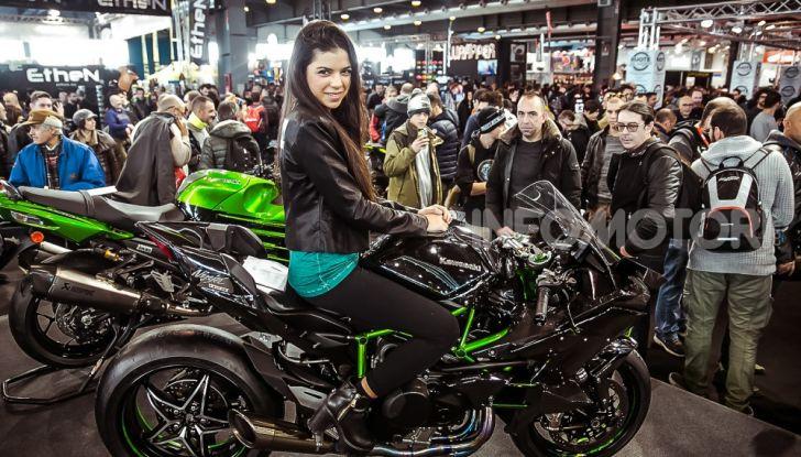 Motor Bike Expo 2019: quattro giorni a Verona per riunire i motociclisti - Foto 24 di 37
