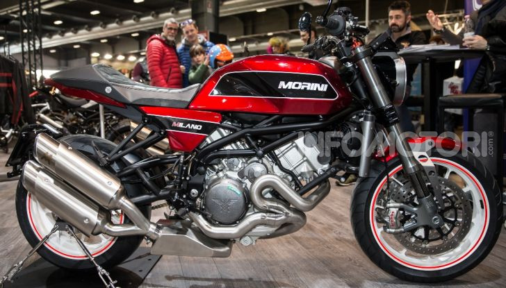Motor Bike Expo 2019: quattro giorni a Verona per riunire i motociclisti - Foto 27 di 37