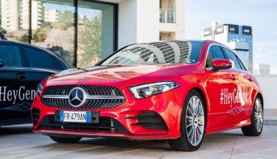 Tutto quello che dovete sapere su MBUX, il Mercedes-Benz User Experience