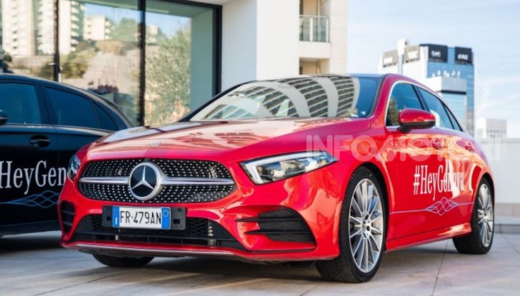 Tutto quello che dovete sapere su MBUX, il Mercedes-Benz User Experience - Foto 1 di 20
