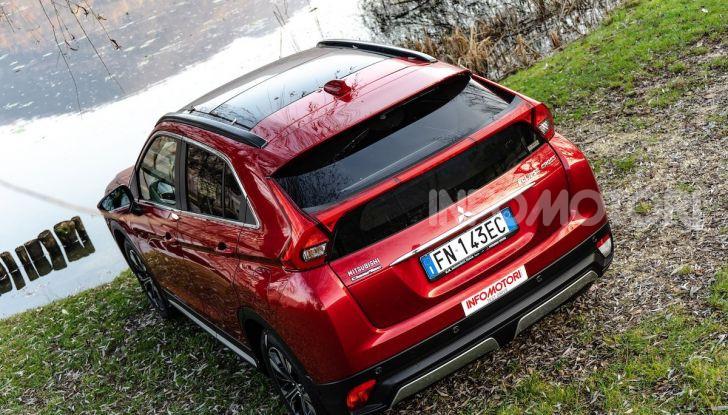 Mitsubishi Eclipse Cross: in arrivo la versione diesel da 2.2 litri - Foto 5 di 39
