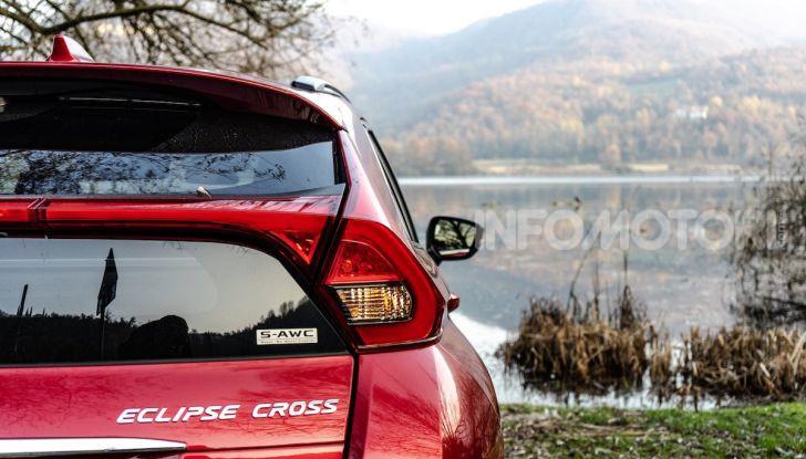 Mitsubishi Eclipse Cross: in arrivo la versione diesel da 2.2 litri - Foto 12 di 39