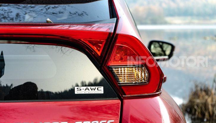 Mitsubishi Eclipse Cross: in arrivo la versione diesel da 2.2 litri - Foto 13 di 39
