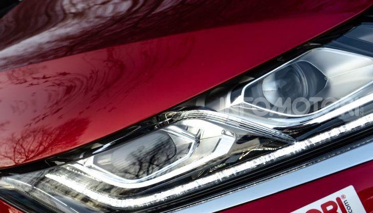 Prova Mitsubishi Eclipse Cross 2018, il SUV Coupé dello Shinobi - Foto 15 di 39